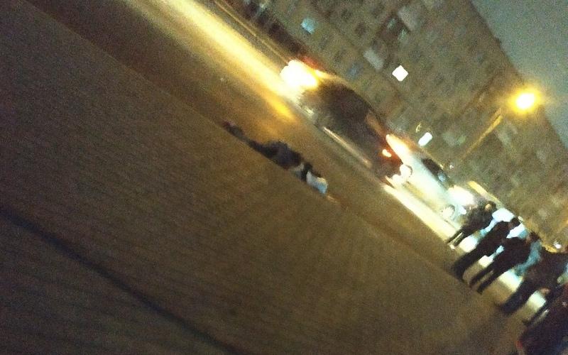 Погибшему на проспекте Московском пешеходу был 21 год
