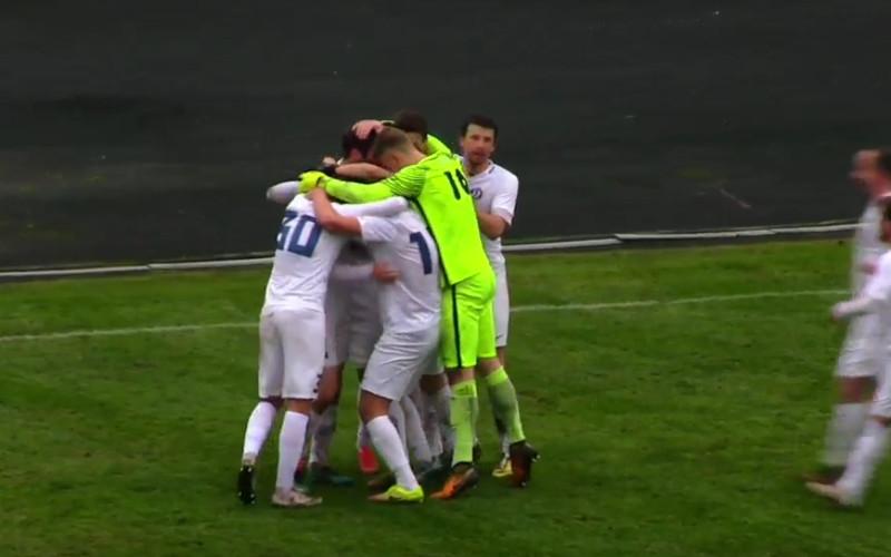 Брянское «Динамо» порадовало ничьей в матче с липецким «Металлургом»