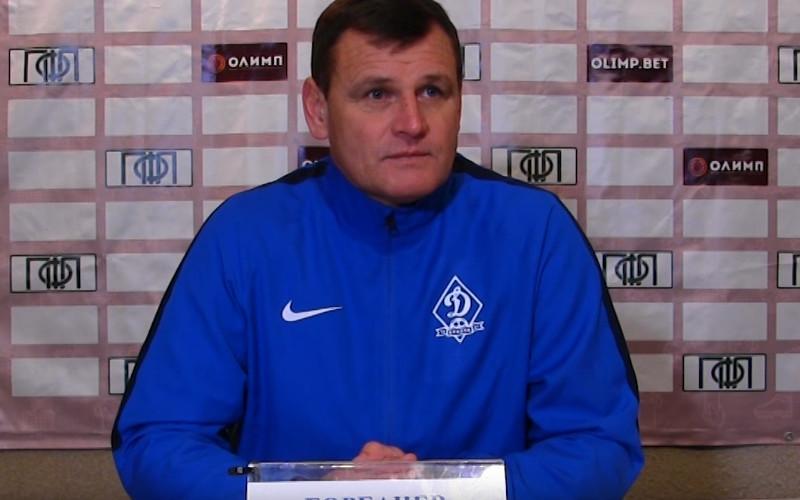 К тренеру брянского «Динамо» аппетит пришел во время игры