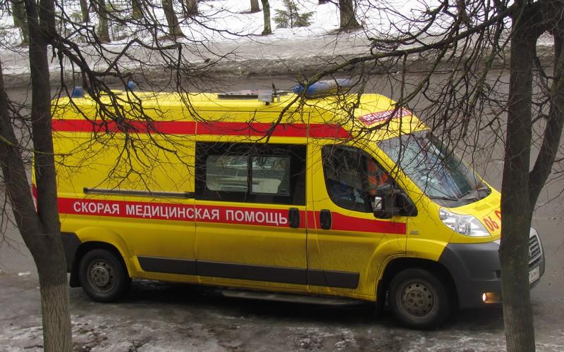 На трассе под Клинцами водитель микроавтобуса переломал ребра