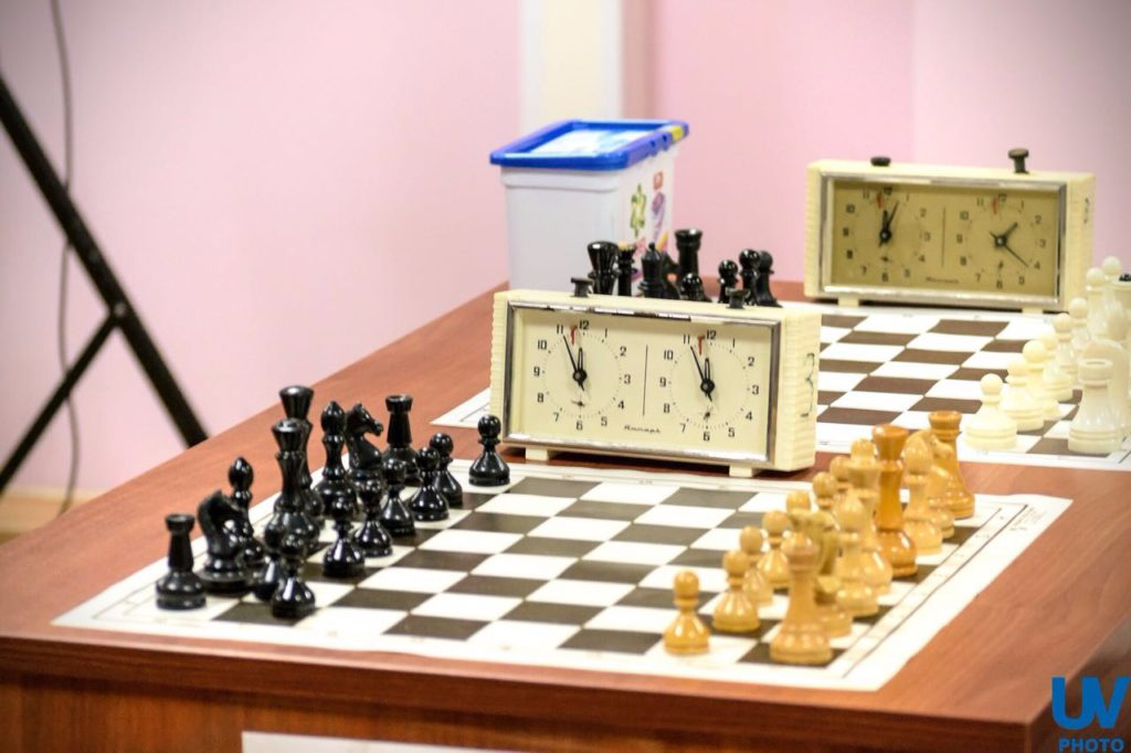 На кубке Карякина Юный брянский шахматист стал третьим