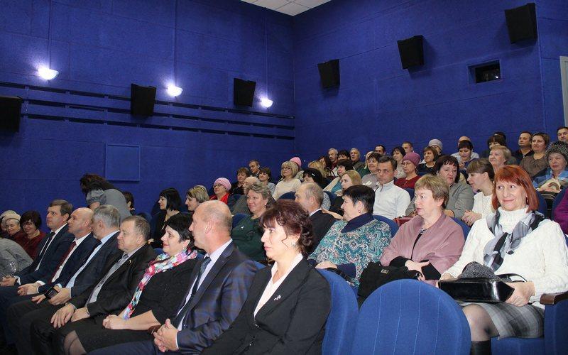 На открытии кинозала в Жуковке показали «Прибытие поезда»