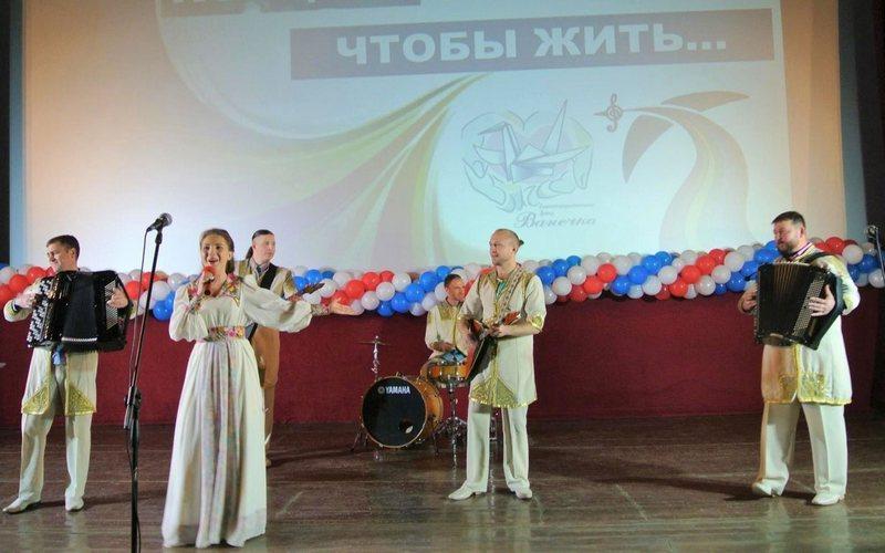 В Почепе провели благотворительный концерт для тяжелобольных детей
