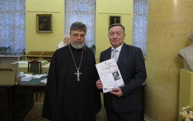 Владимир Сорочкин из Брянска оказался в числе лучших поэтов мира