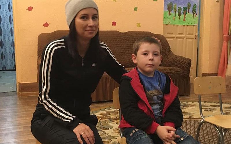 ВБрянске 6-летнему Артему ищут семью