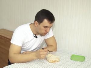 Депутат сбросил 6 килограммов, стараясь прожить на 3,5 тысячи рублей