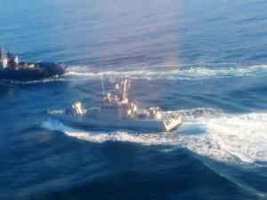 Керченский пролив закрыт. Россия и Украина в состоянии острого конфликта