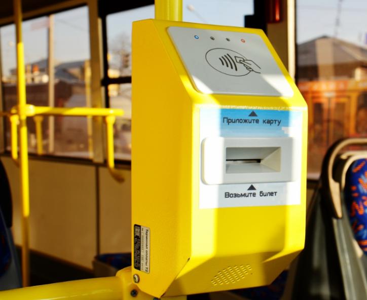 В Брянске будет электронная оплата проезда в общественном транспорте
