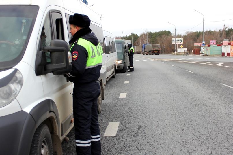 На нарушениях ПДД попались 855 брянских маршрутчиков