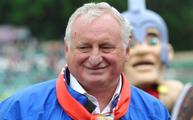ВБрянск приехал известный футболист Юрий Гаврилов