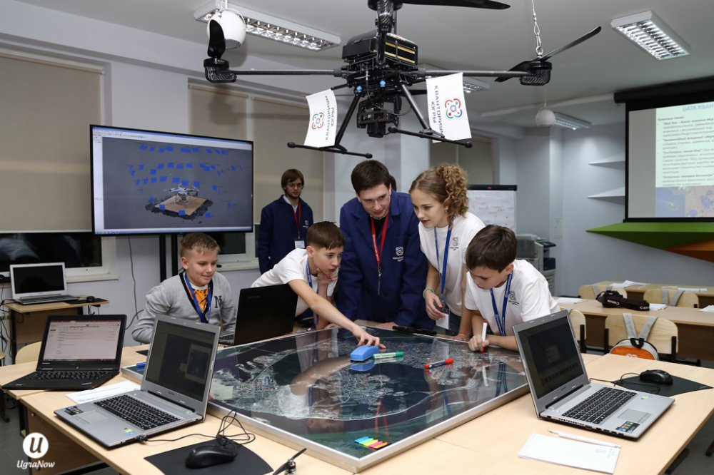 В Брянске построят детский технопарк