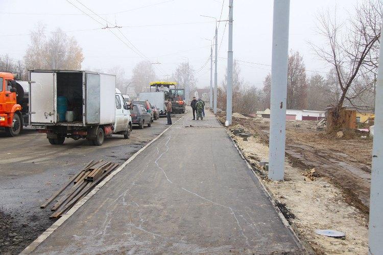 В Брянске перенесут остановку «Городищенский поворот»