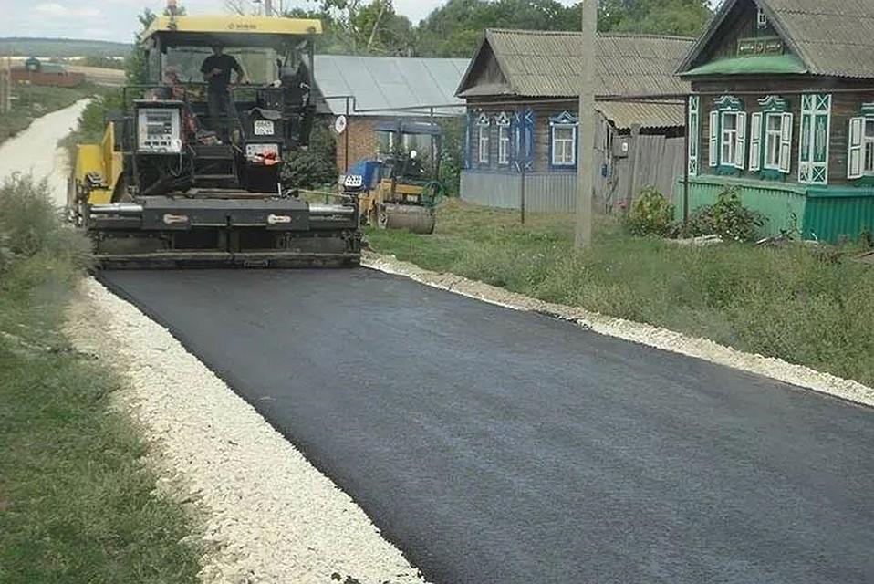 605 миллионов рублей получит Брянская область на строительство дорог