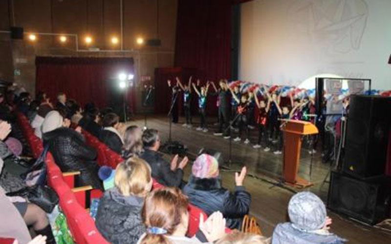 ВПочепе прошел благотворительный концерт