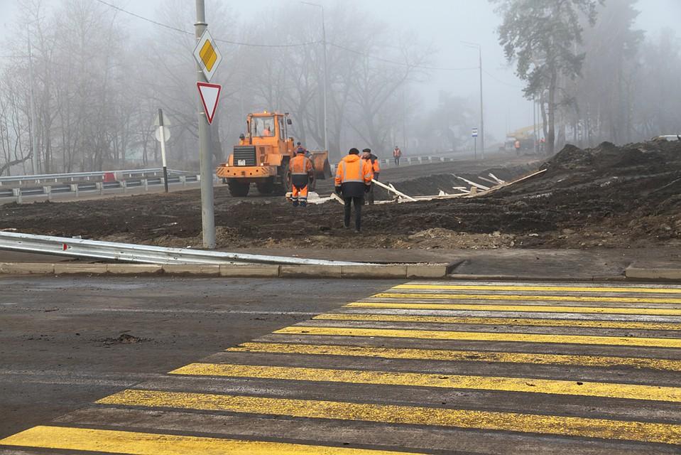Дорогу по улице Романа Брянского 9 ноября будет принимать комиссия