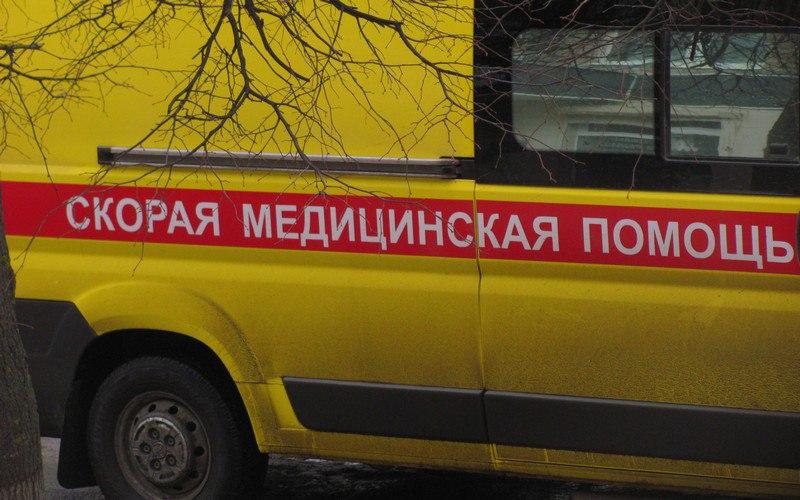 В Стародубе столкнулись две машины: ранен водитель