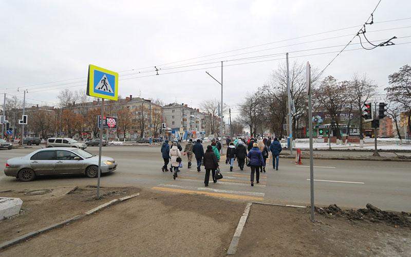 НаМосковском проспекте в Брянске заработает новый светофор