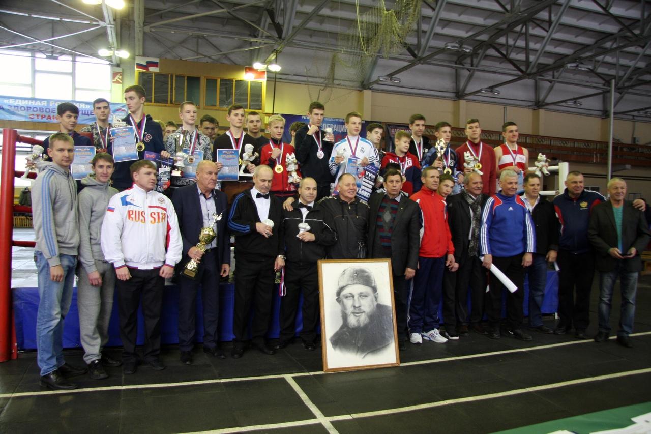 В Брянске прошел XXVI Международный Мемориал Н.Ф. Королева по боксу