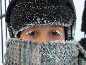 Занятия школьников не отменены из-за мороза