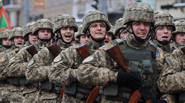 В ДНР заявили о масштабном наступлении войск Украины