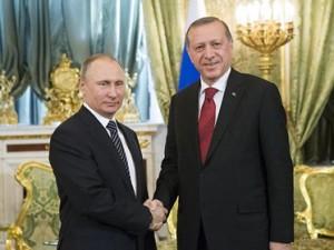В Аргентине Путин встретится с Эрдоганом вместо Трампа