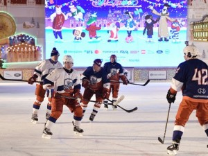 Команда Путина победила на Красной площади