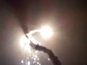 Ракета упала в Астраханской области?