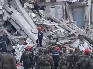 68 жильцов после взрыва в Магнитогорске пока разыскиваются