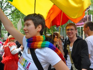 Российский судья Дмитрий Дедов высказался за легализацию гей-браков
