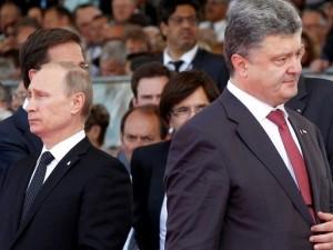 Путин не собирается «в грядущие дни» разговаривать с Порошенко