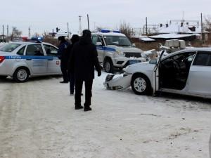 Ночная погоня полиции со стрельбой случилась в Челябинской области