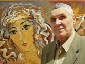 Картины на ковре. Гобелены Юрия Егакова представлены в Челябинске