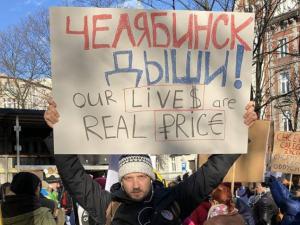 Эко-активист из затянутого смогом Челябинска уехал протестовать в Европу