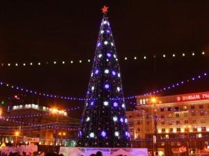 Новый год в Челябинске будет достаточно морозным