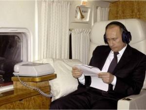 Президент Путин прибыл в Магнитогорск