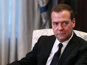 Путин поблагодарил Медведева накануне Нового года