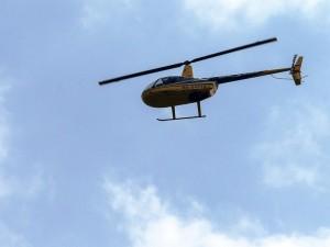 При крушении  вертолета погибли четыре человека