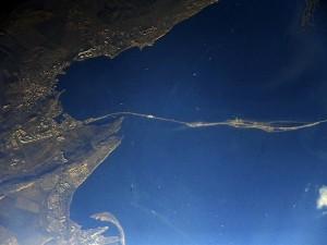 Депутат Рады призвал инопланетян к уничтожению Крымского моста