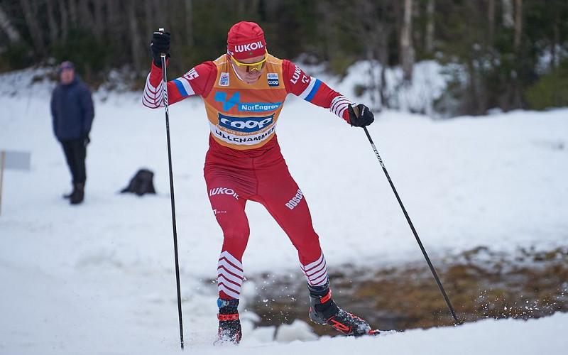 Брянский лыжник Александр Большунов неудачно выступил на II этапе Кубка мира