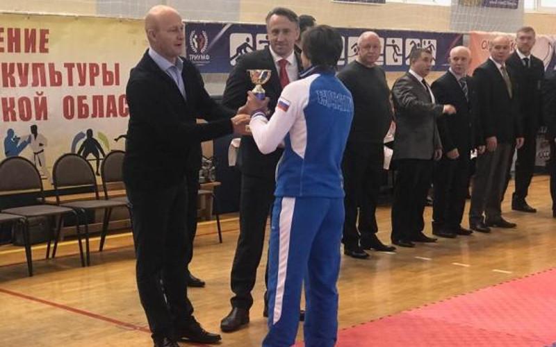 В городе Фокино брянские спортсмены выступили на турнире по боевым искусствам