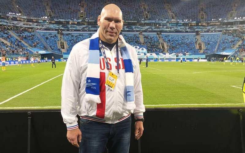 Валуев отказался трудоустроить брянца в «Динамо»