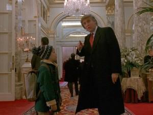 «Один дома-2018». Трамп пожаловался в Twitter на одиночество в Белом доме