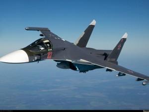 Челябинский авиаполк получил новые Су-34