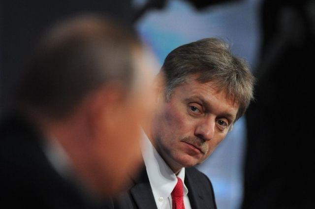 Кремль отреагировал на скандал в Клинцах