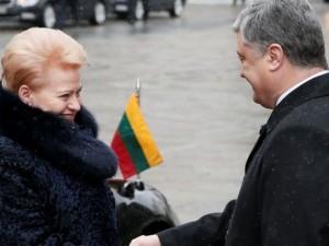 Россия попала под санкции Литвы