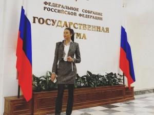 Вице-мисс мира из Снежинска стала помощником депутата Госдумы
