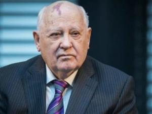 Горбачев заметил, что так близко к критической черте мир не приближался после развала СССР