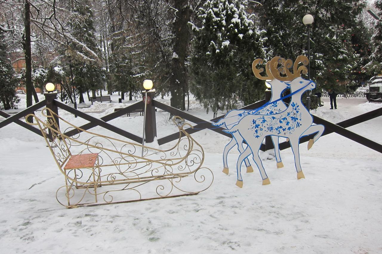 Укрась Брянск к Новому году: конкурс продолжается