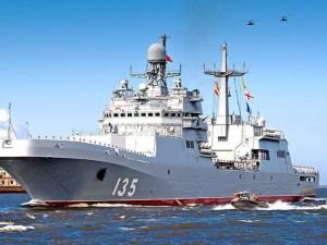 Универсальные боевые корабли-трансформеры получит ВМФ России