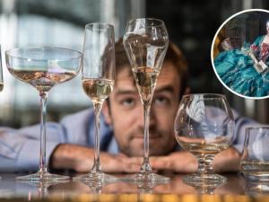 Лучший бокал для шампанского определили в ходе эксперимента